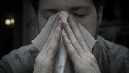 Аллергия на холод фото