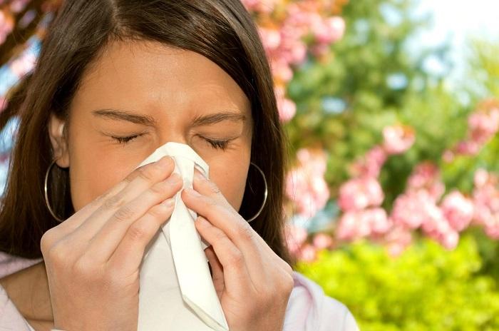 аллергия на орехи может появляться внезапно