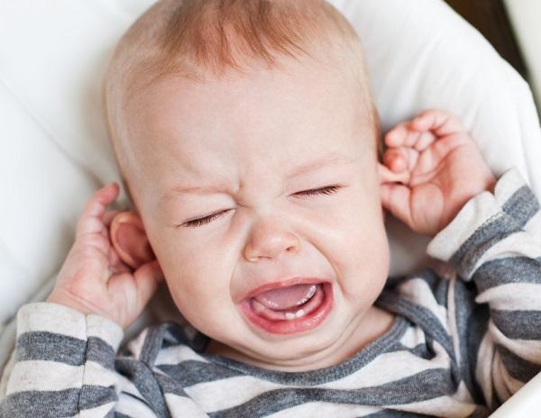 Инфекции в ушах у детей когда антибиотики вред