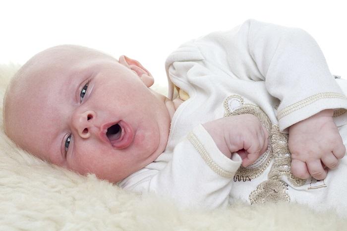 кашель с лаем у ребенка